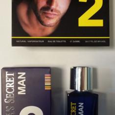 Tester parfum Hanna's Secret MAN 40 ML ALBASTRU - Parfum femeie, Apa de parfum