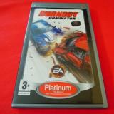 Joc Burnout Dominator, PSP, original, alte sute de jocuri!