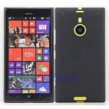 Husa silicon carcasa Nokia Lumia 1520, Negru