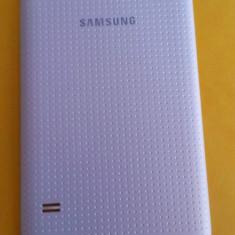 Capac/Carcasa + Folie Samsung Galaxy S5 G900 Alb sau Negru I9600