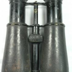 VECHI BINOCLU - POSIBIL MILITAR WW1 - STARE DE FUNCTIONARE