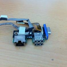 Conector USB,  display Toshiba M50