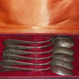 LINGURI ALPACA ARGINTATE NEFOLOSITE - Metal/Fonta