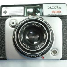 APARAT FOTO VINTAGE - ANII 1960 - DACORA DIGNETTE - GERMANIA