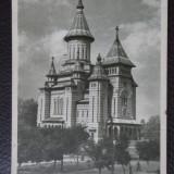 CP - Vedere - Timisoara - Catedrala Mitropoliei Banatului - Carte Postala Banat dupa 1918