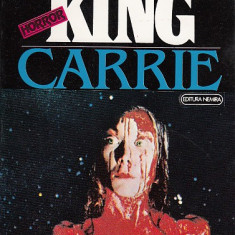 Carrie - Stephen King - Carte Horror