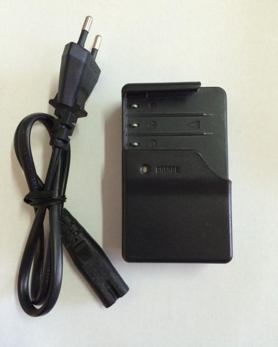 Incarcator baterie Konica DR-BC-K4 Li-ion NP-500 / NP-600 (639)