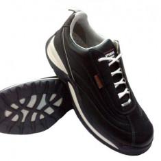 Pantofi sport dama piele naturala Bit-538-bl - Adidasi dama Bit Bontimes, Culoare: Bleumarin