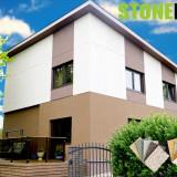 Vând plăci din fibrociment StoneREX pentru fațade şi socluri