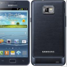 Samsung Galaxy S 2 Plus - Telefon mobil Samsung Galaxy S2 Plus, Bleu, Neblocat