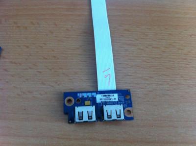 modul USB 2x Toshiba satellite A500 foto