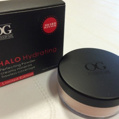 Pudra Outdoor Girl, Pudra minerala OG, HALO Hydrating