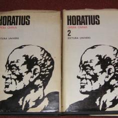 Horatius Opera Omnia (vol. 1, 2) - Carte poezie
