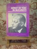 Ion Marin Sadoveanu - Sfirsit de veac in Bucuresti, Alta editura