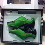 Ghete fotbal adidas f50.8 tunit, Marime: 42, Verde, Barbati, Iarba: 1