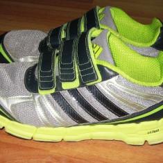 Adidas Adifast-originali, marimea 37, 5 - Adidasi copii, Culoare: Verde, Unisex