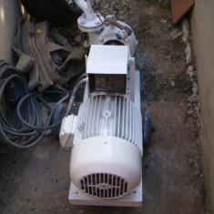 Pompa Lotru cu Electromotor ASI 132M-38, D/Y 220/380V, 50Hz, 27.4/15.9A, 7.5 Kw, 1439 RPM - Pompa gradina, Pompe de suprafata