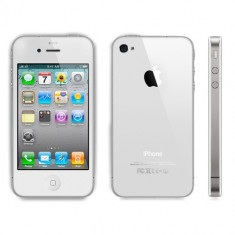 iPhone 4s Apple, NEVERLOKED, WHITE, Alb, 16GB, Neblocat