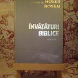 Moses Rosen - Invataturi biblice vol. III - Carti Crestinism