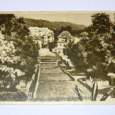 Carte postala / ilustrata - GOVORA - PARCUL - NATURA - TURISM - circulata 1954 - 2+1 gratis toate produsele la pret fix - RBK5333 - Carte Postala Oltenia dupa 1918, Fotografie