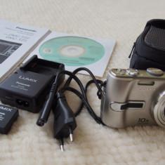 Vand camera foto digitala Panasonic DMC-TZ3 - Aparat Foto compact Panasonic, Compact, 8 Mpx, 10x, 3.0 inch