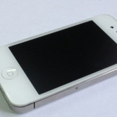 iPhone 4 Apple 16Gb alb, Neblocat