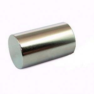 Magnet neodim cilindru puternic 20/40 mm N52 inginerii  forta capete