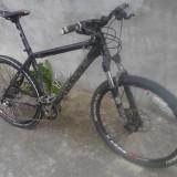 Cube Ltd Race - Mountain Bike Cube, 17 inch, 26 inch, Numar viteze: 27, Aluminiu, Negru mat