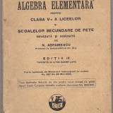 6A(`) Al.Manicatide-ALGEBRA ELEMENTARA-Cl a V a liceelor