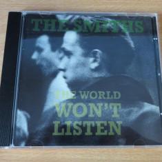 The Smiths - World Won't Listen (CD), warner
