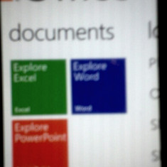 Vand Nokia Lumia 610 - Telefon mobil Nokia Lumia 610, Alb, Neblocat