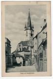 SIBIU-HERMANNSTADT-NAGYSZEBEN ,BISERICA EVANGELICA ,NR37/1916