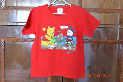 Tricou Winnie si Mickey la Calella foto