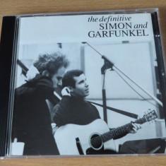 Simon and Garfunkel - The Definitive Simon & Garfunkel (CD) - Muzica Rock Columbia