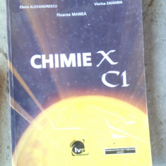 Manual de chimie C1 editura All - Manual scolar all, Clasa 10