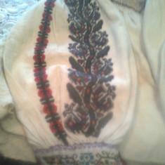 COSTUME POPULARE DIN TZARA ZARANDULUI, ARAD - Costum populare, Marime: 42, 44, Culoare: Alb, Marime: 44, Alb
