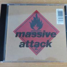 Massive Attack - Blue Lines (CD) - Muzica Rock virgin records