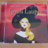Cyndi Lauper - Time After Time (The Best of) CD - Muzica Pop sony music