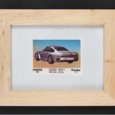 Cadou de colectie si original: Tablou cu surprize Turbo - Surpriza Turbo