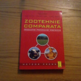 ZOOTEHMIE COMPARATA * Productie * Procesare * Protectie -- Mariana Bran -- 2003, 324 p. - Carti Zootehnie