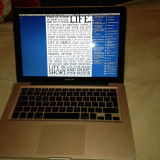 "MACBOOK PRO 13"" late 2010, upgraded memory, Intel Core 2 Duo 2, 6 GHZ - excelent - Laptop Macbook Pro Apple, 13 inches, 4 GB, 250 GB"