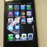 iPhone 4 Apple 16GB- Unic proprietar-NEVERLOCKED, Negru, Neblocat
