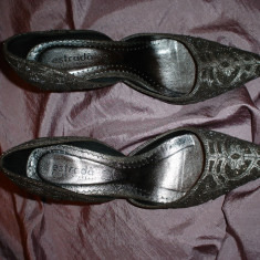 Pantofi stiletto ESTRADA - Pantof dama, Marime: 37