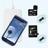Incarcator wireless si receiver de birou Qi Samsung Galaxy S4 i9500 i9505