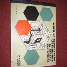Album de reprezentari axonometrice in desenul industrial - Th.Nitulescu, P.Precupetu - Carti Industrie alimentara