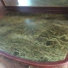Dulap cu vitrina din cristal - Vitrina living