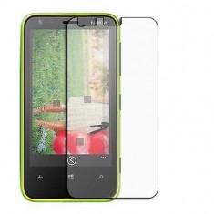 Folie Nokia Lumia 620 Transparenta - Folie de protectie Nokia, Lucioasa
