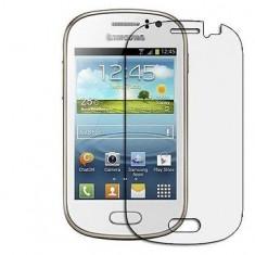 Folie Samsung Galaxy Fame S6810 Transparenta