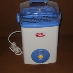 Sterilizator electric cu aburi - incalzitor si sterilizator Primii Pasi