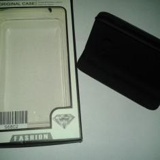 Husa Samsung Galaxy Ace Duos S6802 Flip Cover negru!! livrare gratuita